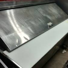 Used Sandwich Prep Table by 617re 03 72