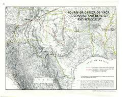 State Map Of New Mexico by