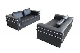kunstleder sofa schwarz uncategorized kühles kunstleder sofa schwarz wohnzimmer farb
