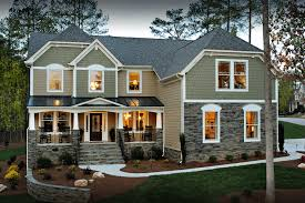 Stone Homes Floor Plans Architecture Exterior Shaddock Homes With Palladian Front Door