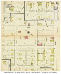 Aspen Heights Floor Plan by Sanborn Maps Of Texas Perry Castañeda Map Collection Ut