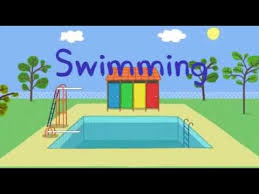peppa pig george swimming dvd episodes 2013