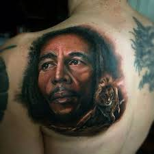 19 best bob marley tattoos images on pinterest bobs bob marley