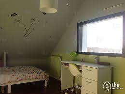 chambre d h es vannes location villa dans une propriété privée à vannes iha 21333