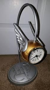 harry potter desk decor harry potter golden snitch desk clock collectibles in toms river nj