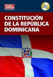 Flag Of The Dominican Republic File Book Cover Of The Constitution Of The Dominican Republic Jpg