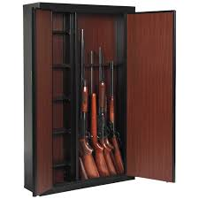 Security Cabinet American Furniture Classics 916 Woodmark Series 16 Gun Cabinet