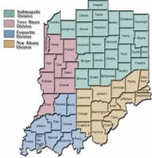 federal circuit court map court information southern district of indiana united states