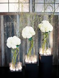 modern centerpieces adorn the table the modern centerpiece wedding centerpieces