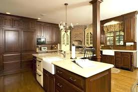 Heritage Kitchen Cabinets Colonial Cabinet Hardware Colonial Style Kitchen Cabinets K