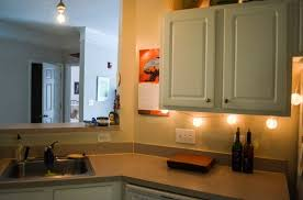 Battery Operated Cabinet Lights by Kitchen Counter Lighting Ideas Kitchen Backsplash Ideas With