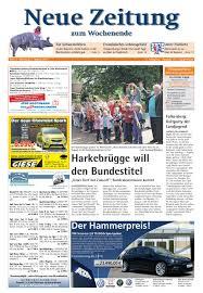 Aza Bad Zwischenahn Neue Zeitung Ausgabe Cloppenburg Kw 31 By Gerhard Verlag Gmbh
