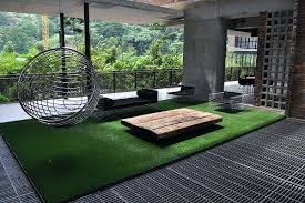 Outdoor Grass Rug Grass Rug Grass Rug In Outdoor Living Room Faux Grass