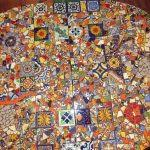 Diy Mosaic Table Hexagon Diy Mosaic Table House Photos Easy And Inexpensive Diy