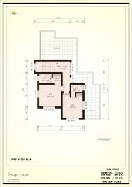 House Plans 1800 Square Feet 1800 Sq Feet Modern Contemporary Villa Kerala Home Design And