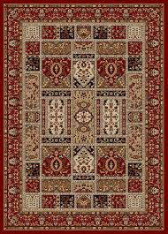 3x4 Area Rugs Como 1834 Area Rug Traditional Area Rugs By Area Rugs World