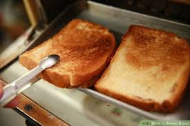 Toasting Bread Without A Toaster 3 Ways To Reheat Bread Wikihow