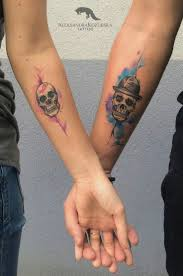 what are skull tattoos and what do they stand for best 25 skull couple tattoo ideas on pinterest skeleton couple