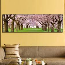 adorable large canvas wall art as the wall decor of your