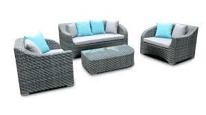 canape de jardin en resine tressee pas cher mobilier salon de jardin salon jardin resine tressee grise usun