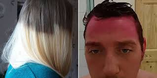 best hair color for a hispanic with roots hilarious hair dye fails funny botched hair dye jobs