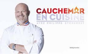 philippe etchebest cauchemar en cuisine cauchemar en cuisine de philippe etchebest sur m6 le