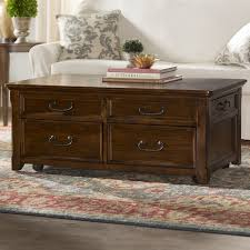 Mathis Brothers Coffee Tables by Darby Home Co Mathis Coffee Table Trunk With Lift Top U0026 Reviews