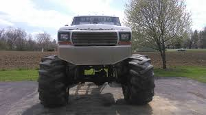 monster jam trucks for sale bangshift com 1979 ford monster truck