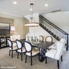 77 best inviting dining rooms images on pinterest pulte homes