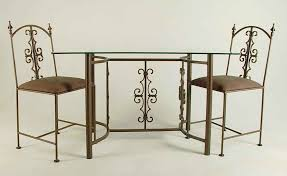 iron dining room chairs dining chairs and tables