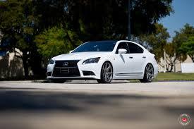 lexus is gs ls vossen wheels lexus ls vossen forgedcg series cg 207