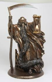 cronos father of time greek god statue eartisans wiccan u0026 pagan