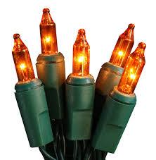 amazon com sienna set of 20 battery operated orange mini