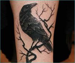 30 best 30 striking raven tattoos with deep meanings images on
