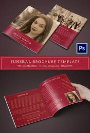 funeral programs exles 31 funeral program templates free word pdf psd documents