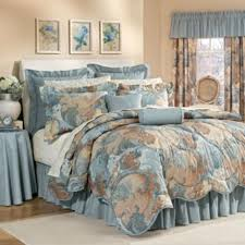 bedspreads and comforters palm tree
