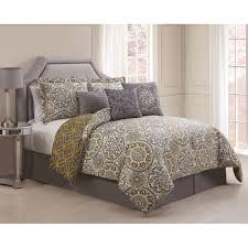 Coral Comforter Sets Bedding Set White Comforter Bedroom Stunning Grey And Coral