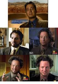 Giorgio A Tsoukalos Meme - giorgio tsoukalos editor n chief legend new small editor meme on me me