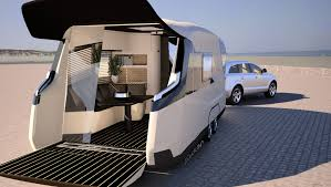 the new caravans of the future without a hitch
