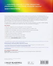 royal marsden hospital manual of clinical nursing procedures