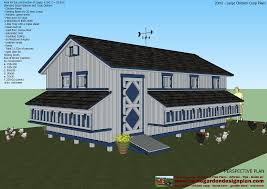 large horse barn floor plans home garden plans l310 large chicken coop plans chicken coop