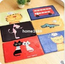 Thin Bathroom Rugs Thin Section Of Home Carpet Doormat Mat Entrance Hall Soil Slip
