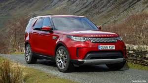 land rover discovery sport red 2018 land rover discovery hse color firenze red front three