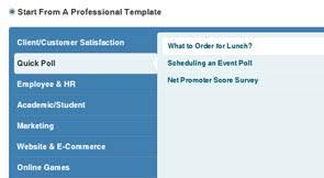 survey template survey templates surveytool com