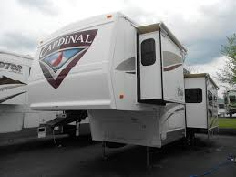 Cardinal Fifth Wheel By Forest River 2004 Forest River Cardinal Lx 29 Fifth Wheel Lexington Ky