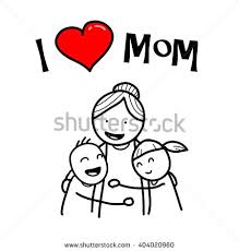 mom sketch stock images royalty free images u0026 vectors shutterstock
