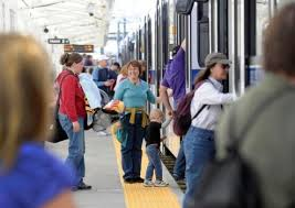 light rail schedule w line tens of thousands take a free ride on denver s new w line the