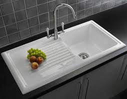 drop in kitchen sink with drainboard cute drainboard kitchen sink reginox 15751 home designs gallery