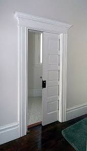 Design House Polished Brass Pocket Door Privacy Hardware by Pocket Door Space Saver I Would Love This For The Doorway