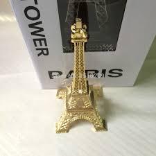 Paris Decorations Popular Paris Decorations Eiffel Tower Gold Buy Cheap Paris